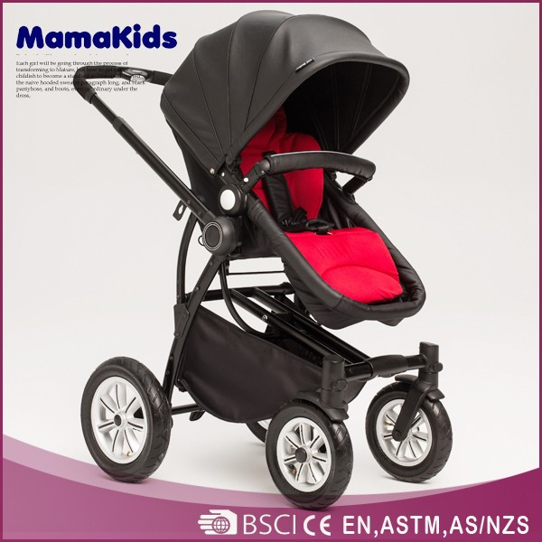 EN1888 baby jogger seat can be adjusted 2014 best fancy baby stroller and pram