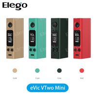 2016 Authentic Joyetech eVic VTwo Mini 75W Mod hot e cigarette factory price