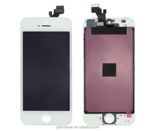 Hot! Free DHL Shipping, cheap mobile phone lcd with digitizer for iphone 5