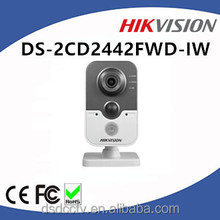 DS-2CD2442FWD-IW WDR 3D DNR Hikvision 4MP Cube Network Built-in Wi-Fi Camera