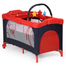 European standard EN716-1/2:2008 baby playpen baby play yard travel cot
