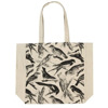 best selling natural 10oz cotton full color printing bag