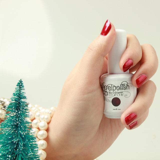 Nail Supplies Professional Color Gel Nail Polish Korea