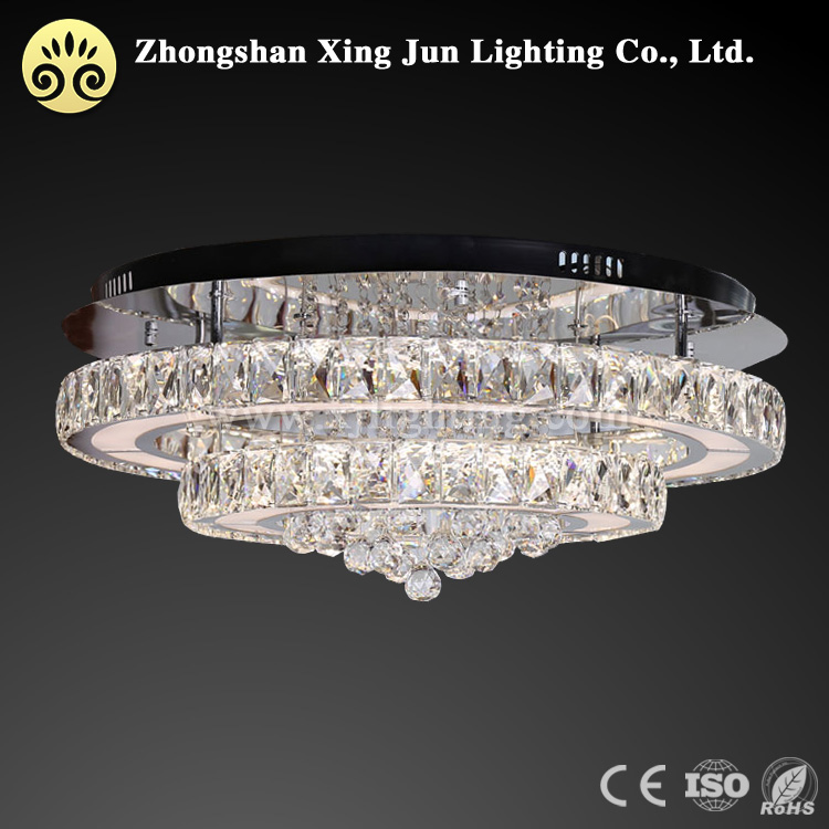 Wholesale Modern 90W Chandelier led modern crystal lighting for living and dining