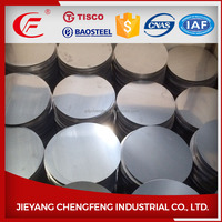 Manufacturer preferential supply 201 stainless steel circle price