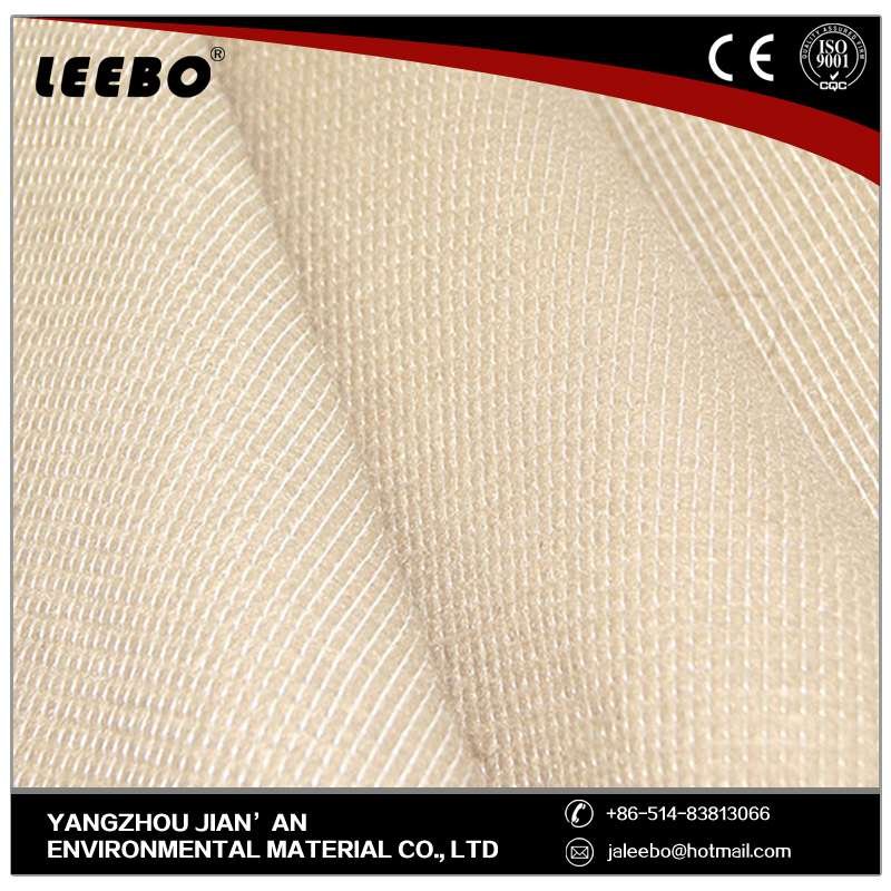 100% breathable water resistant polyester fabric