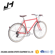Various speed available crafted fixie city star bike