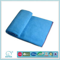 BSCI & SEDEX Certificated Competitive price fire retardant machine washable home use warm and cool blanket