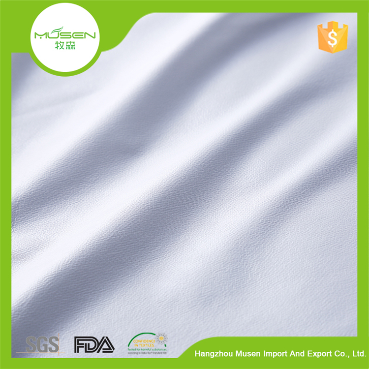 Wholesale China Merchandise Customized Tencel Jersey Chemical Free Fibre Waterproof Mattress Protector