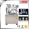 Cosmetic Gels Or Lotions Soft Tube Filling and Sealing Machine