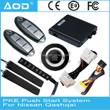 push button engine smart start stop system for Nissan Qashqai