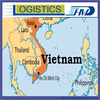 DHL/UPS/FEDEX/EMS/TNT express/Courier from china to Hanoi Vietnam