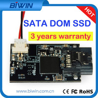 Factory price Brand New 32GB SATA DOM/Disk on module/32GB SATA DOM