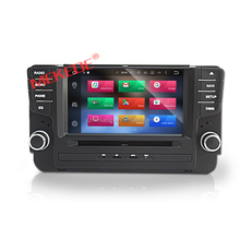 8 core Android 6.0 Car GPS navigation radio For VW Passat 2017 With dvd player 2GRAM+32GROM Maps 1024*600