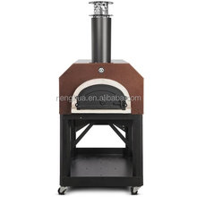 Factory supply outdoor wood Fired pizza oven with BSCI