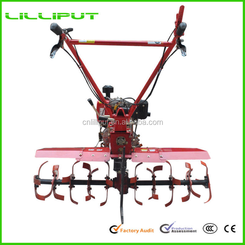 Hot Selling Latest Dry Land China Power Tiller Weeder With KAMA Engine
