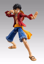 custom action figure with one piece/manufacturer