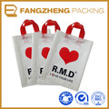 HDPE/LDPE wholesale china factory for plastic bags/Cheap Plastic Bags with handle bag/Soft Loop Handle Plastic Bag