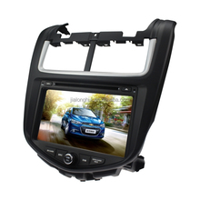 chevrolet AVEO in car dvd player 2014 CHEVROLET AVEO Car Radio GPS Auto Radio DVD GPS CANBUS 1080P SWC iPod BT Double Din Car