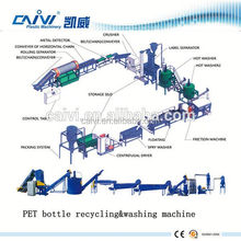 used pet washing line polyester fabric recycling machine