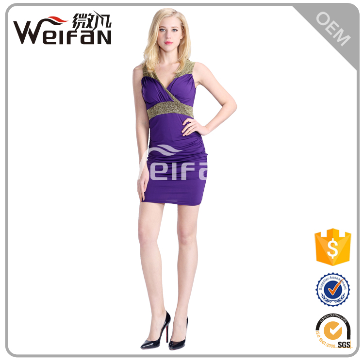 beatiful girls sexy bodycon nighty dress