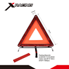 PMMA+ABS+PVC Certification traffic car reflective safety warning triangle for safety