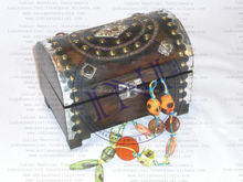 Decorative gift boxes, Treasure Chest, Wooden Box