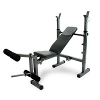 Fitness Equipment Body Building Adjustable Weight Lifting Bench