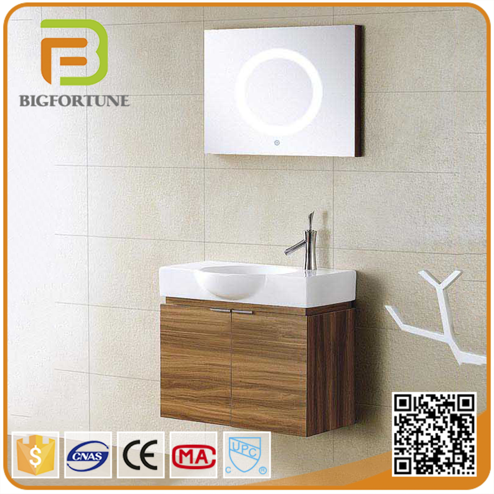 Sanitary Ware Wholesale wall mounted plywood MDF bathroom furniture vanity,mirror cabinet