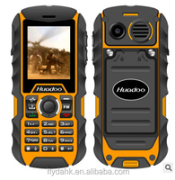 Original Huadoo h1 2.0 inch IP68 rugged waterproof mobile phone waterproof/shockproof/dustproof waterproof phone.