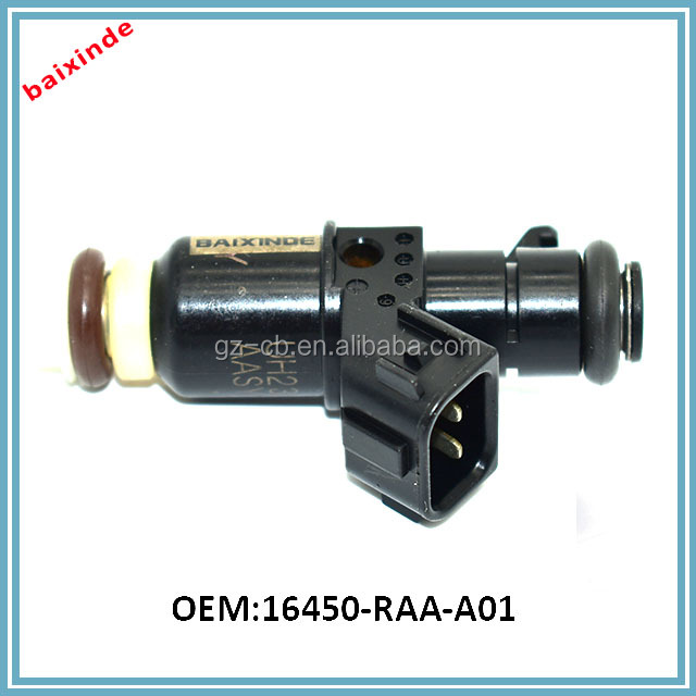 Fuel Injector For Acura RSX 2.0L HONDAs ACCORD CRV Element 2.4L L4 16450-RAA-A01