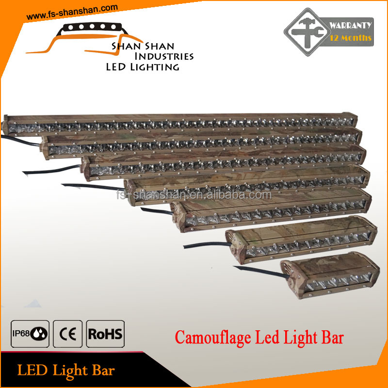 "single row led light bar 50"" 250w led light bar,single row straight 4wd tractor led light bar, 250 watt led lightbar"