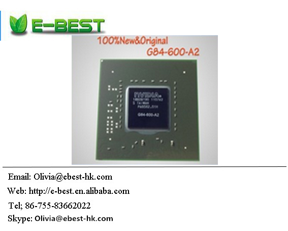 Laptop notebook function IC chipset G84-600-A2