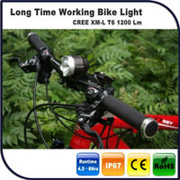 Rechargeable 1200Lmens Outdoor Strobe Light for Motorcycle
