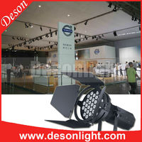 31*10w with barn door fashion show lighting equipment