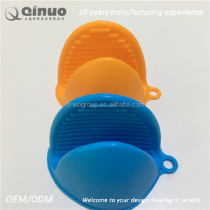 Professional cheap Silicone Finger Protection Pot Holder Clip