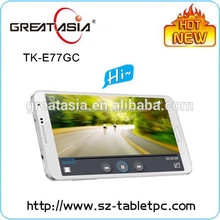 most hot sell 3g phone call pc tablet mtk6572 dual core dual sim android 4.2 os