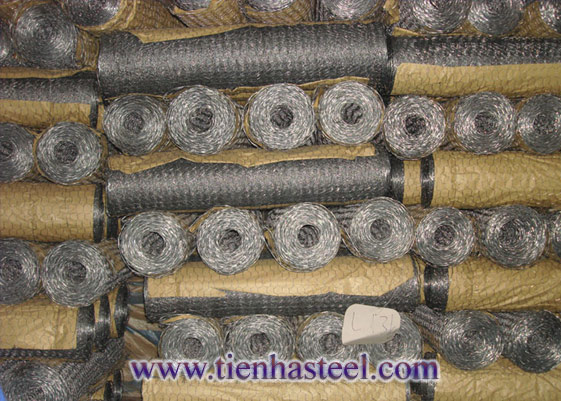 hexagonal metal wire mesh