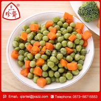 Perfect canned mixed vegetable in brine
