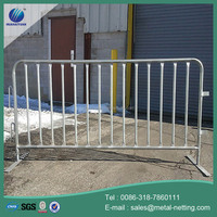 Anping factory road safety temporary barrier fence