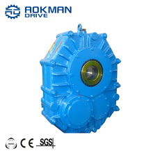 ZJY Model 106 To 180 Helical Torque Arm Shaft Mounted Gear Reducer Motor for Conveyor Belting