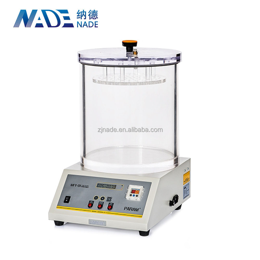 Nade Vacuum Package Gas Leak Detector Vacuum Leak and Seal Strength Testing Instrument