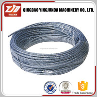 plastic coated steel wire rope wholesale in China