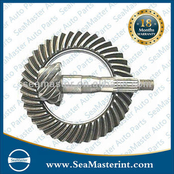 High quality Crown wheel and pinion for MITSUBISHI CANTER 7*46