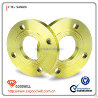 din price long weld neck flange