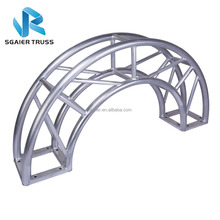 Stage Lighting Curved Truss/Truss Booth Display
