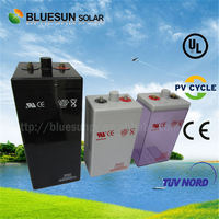 Bluesun agm marine batteries 12v 24ah with ISO CE ROHS UL Certificate