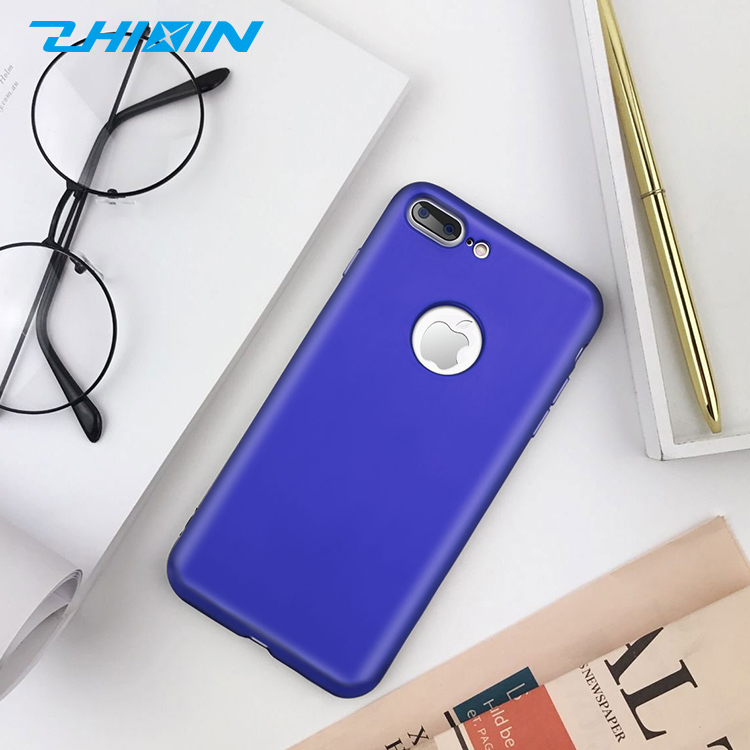 2018 new arrival light weight mobile phone accessories blank tpu case for iphone 7plus