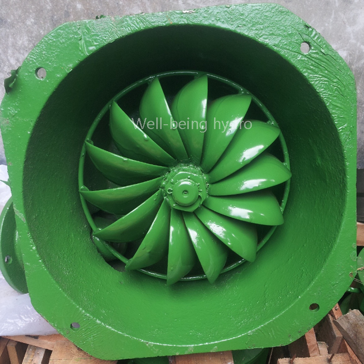 China supplier low head micro hydro generator 3kw for sale