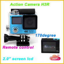 action camera accessories,4 k action camera,waterproof 40m remote control xiaomi yi action camera
